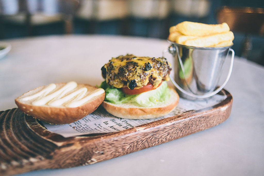The Granary Burger